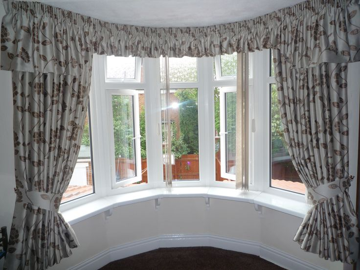 17 Best Images About Bow Window Ideas On Pinterest Shear