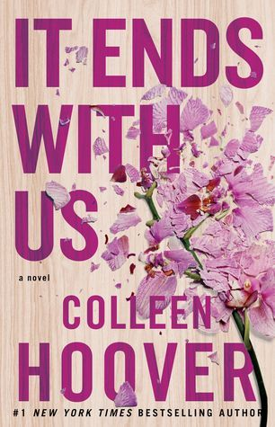 4 Stars! It Ends with Us by Colleen Hoover.  The newest, highly anticipated novel from beloved #1 New York Times bestselling author, Colleen Hoover. Sometimes it is the one who loves you who hurts you the most.  Expected Publication Date:  8/02/2016.  Genre:  Contemporary, New Adult, Romance Full review now available on my website blendysreadit.wix.com/thebooknerdist