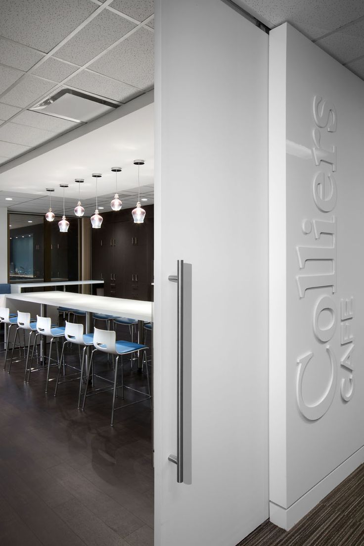 SSDG Interiors Inc.   workplace real estate: Colliers International