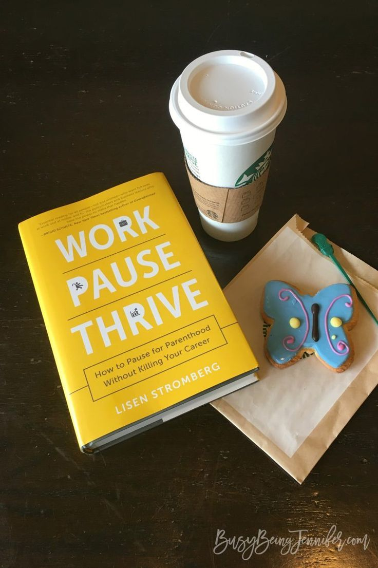 Book Review: Work Pause Thrive by Lisen Stromberg