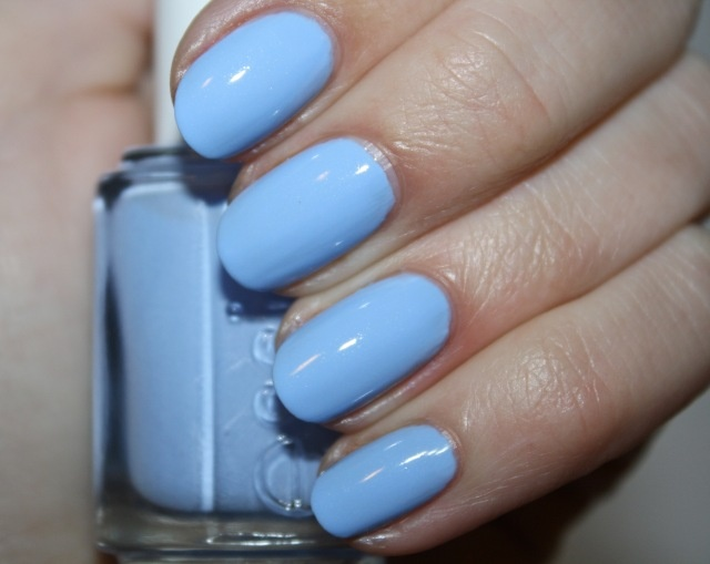 Bikini So Teeny by Essie: Summer Collection, Summer 2012, Essie Bikinis, Summer Nails, Nails Polish, Teeny Summer, Summer Bikinis, Swatches Reviews, My Style