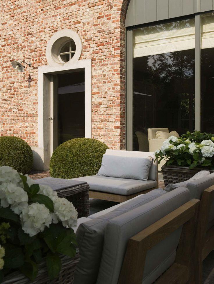 Belgian Style exterior