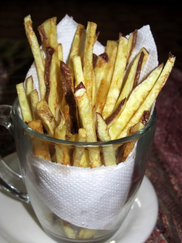 how to make french potatoes