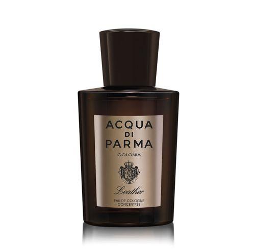 2c43a211cacb9 Colonia Leather Eau de Cologne Concentrée de Acqua di Parma est un parfum  Hespéridé aromatique pour homme. Colonia Leather Eau de Cologne Concentrée a  é.