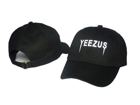 Yeezus Baseball Hat