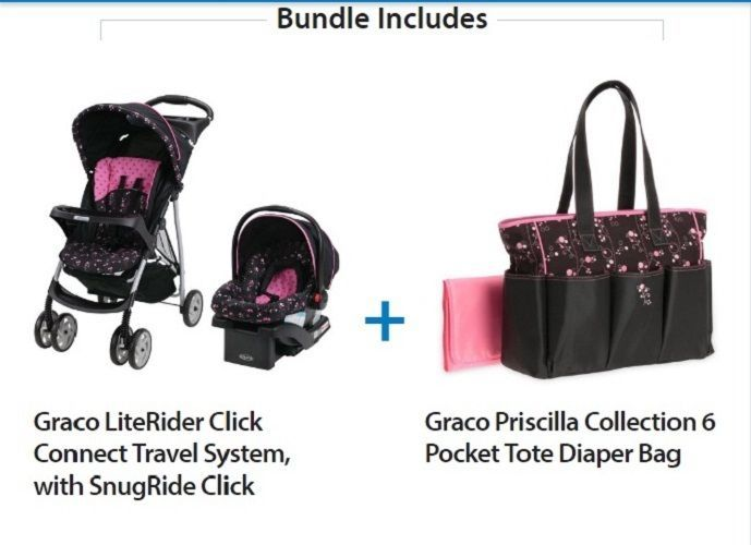 Travel System Graco Click Connect Cruiser Car Seat Stroller W Diaper Bag Combo For Great Deals, Visit http://www.ebay.com/usr/usa-select-commerce #StrollerCarSeatDiaperBagCombo #BabyStroller #BabyCarSeat #DiaperBag #Stroller #CarSeat #InfantStroller #InfantCarSeat #Baby #Infant #BabyTravel #Bag #Graco #TravelSystem #LiteRider #ClickConnect #PocketTote