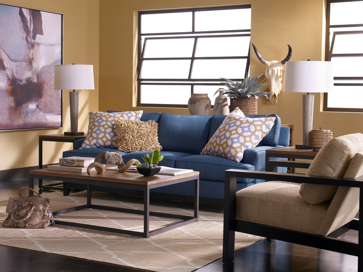 106 best ethan allen living rooms images on pinterest for Ethan allen living room designs