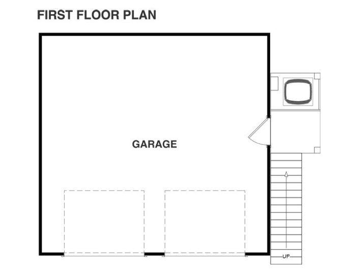 askins_garage_ground in 2019 Garage house plans, Garage