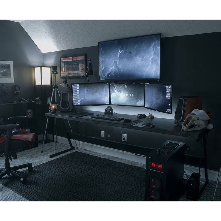 """216 Likes, 1 Comments - Mal - PC Builds and Setups (@pcgaminghub) on Instagram: """"An absolutely astounding setup! One of the best things about running this page is getting to see…"""""""