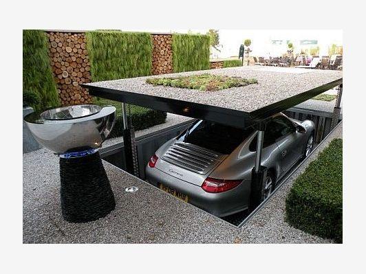 Garage Design - Home and Garden Design Ideas