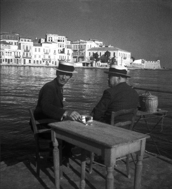Η Κρήτη το 1935 μέσω της δουλειάς του ξακουστού Rene Zuber | Φωτός+Βίντεο