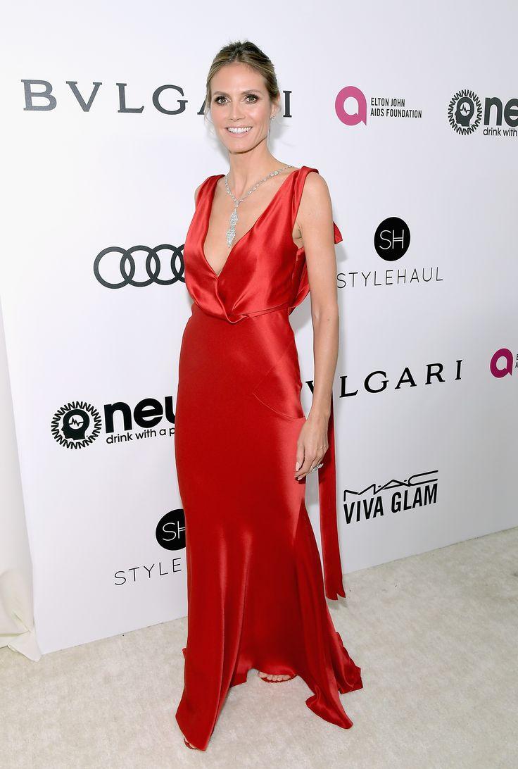 Heidi Klum  - ELLE.com