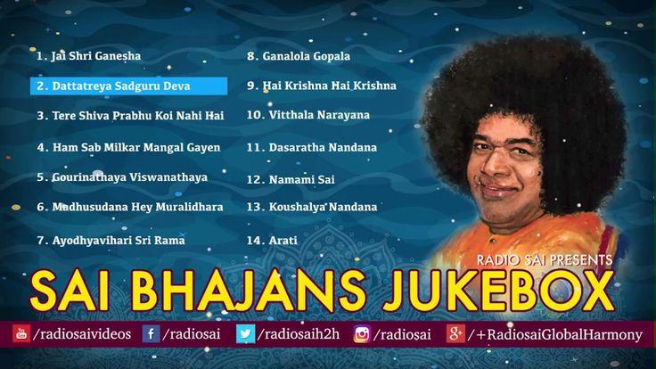 Sai Bhajans_Jukebox10_Las mejores Canciones Devocionales - Top 10 Bhajans