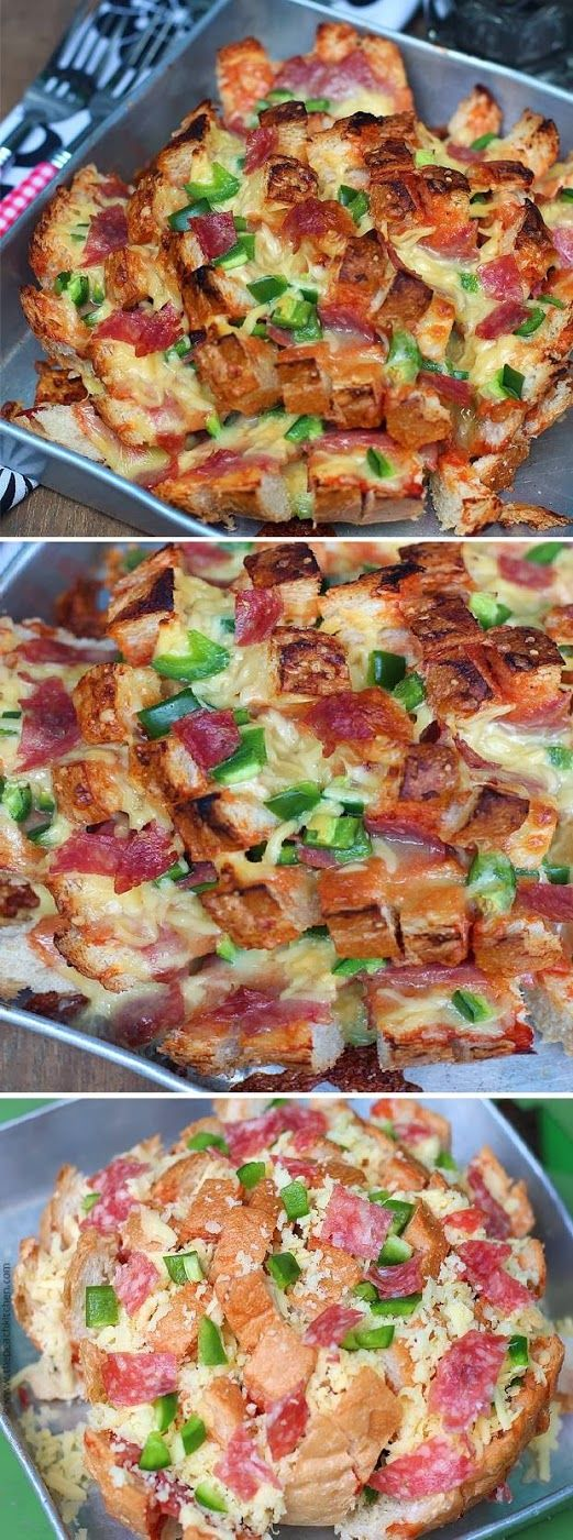1000+ images about Recipes ~ Bread (Pizza) on Pinterest