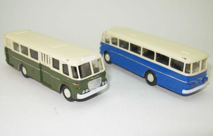 Ikarus 620 Stadtbus Urban-Bus Ungarn 1958 DDR UdSSR - 1:87 HO
