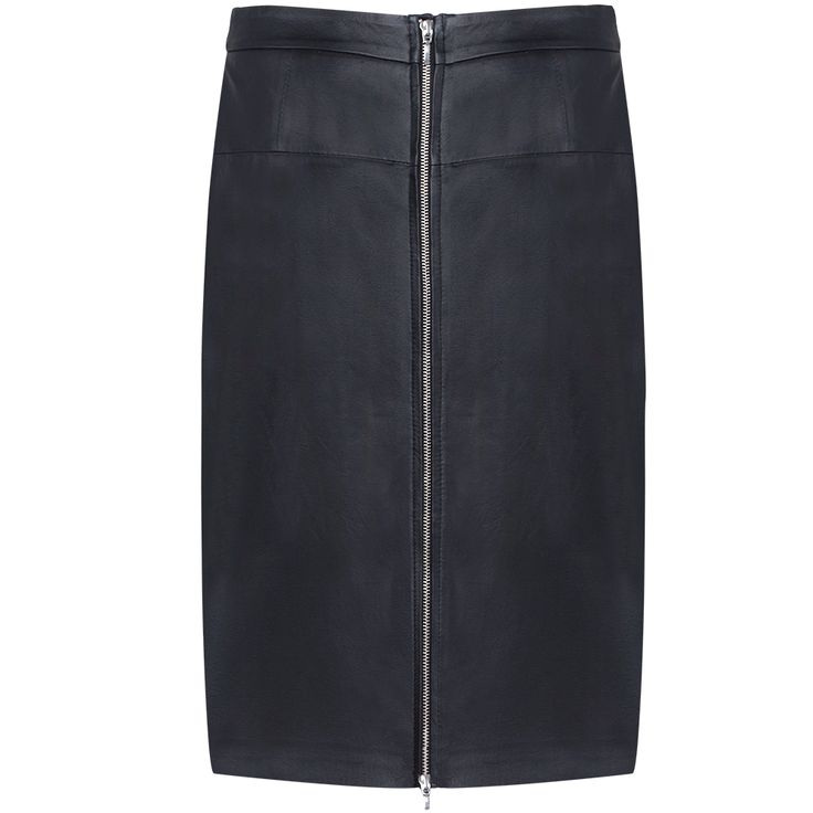 #collection #skirt #black #leather