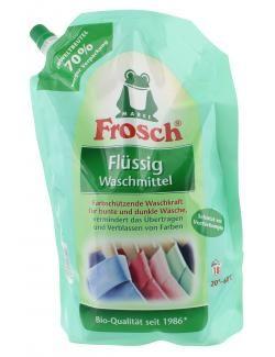 myTime Angebote Frosch Waschmittel flüssig 18WL: Category: Drogerie > Waschen & Putzen > Waschmittel & Textilpflege > Voll…%#lebensmittel%
