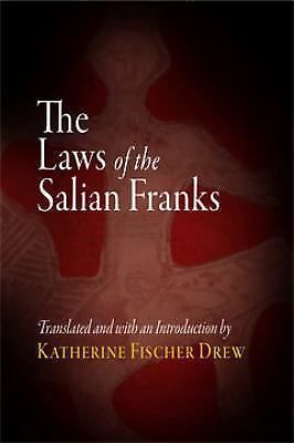 The Middle Ages: The Laws of the Salian Franks (1991, Paperback) #Textbook