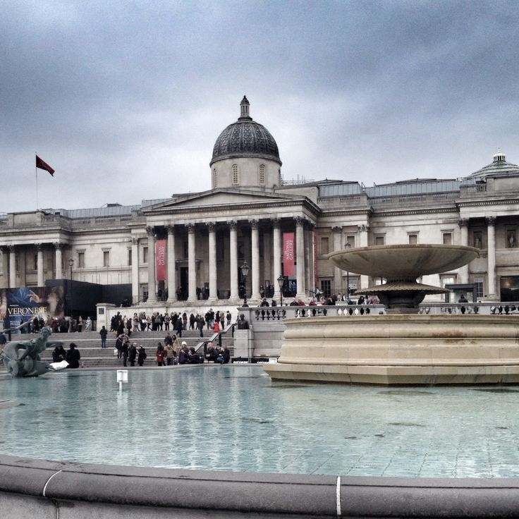National Gallery. London. February '14