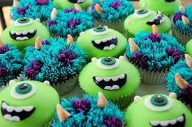 monsters inc. cake ideas - Google Search