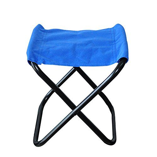 introducing outdoor portable folding stool train stool chair folding fishing stool blue great product and