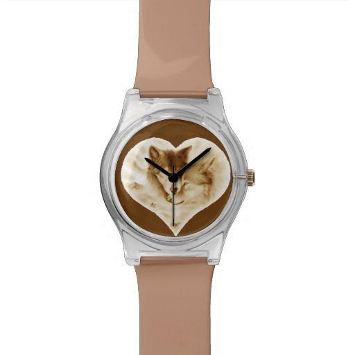Wolf Love Wrist Watches