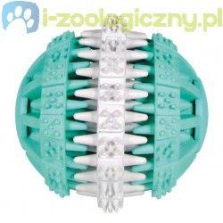 TRIXIE Zabawka Miętowy gryzak - piłka dla psa DentaFun 6cm
