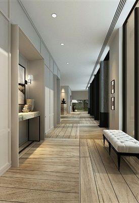 De hal: een goede binnenkomer - Residence
