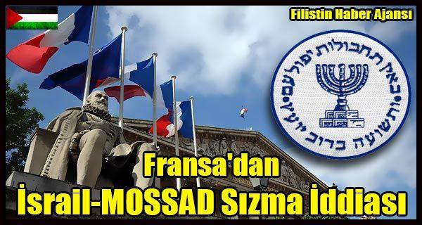 Fransa'da yayınlananLe Monde gazetesi,İsrail gizli servisiMossad'ın,Fransız istihbarat servisine sızıp, kendi adına çalışma üzere ajan devşirmeye çalıştığını iddia etti.   #fransa israil #fransa israil kriz #istihbarat sızma girişimi #mossad israil #mossad sızma girişimi