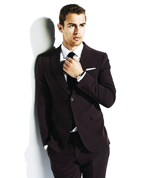 I need to make a board just for Theo James