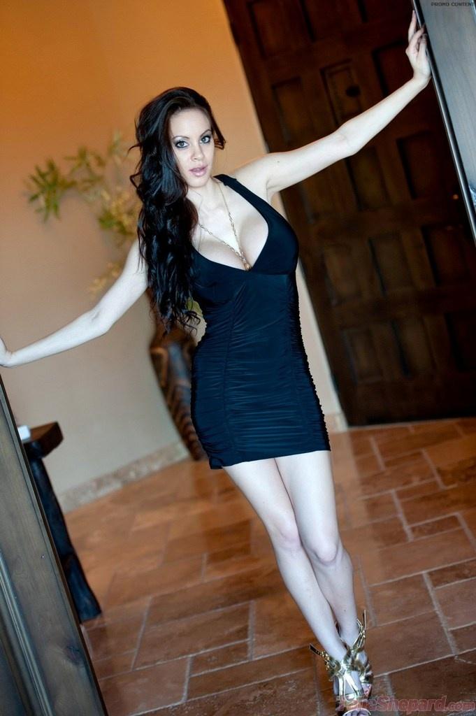 Talia Shepard  Tight Blue Dress, Tight Dresses, Dressed -8844