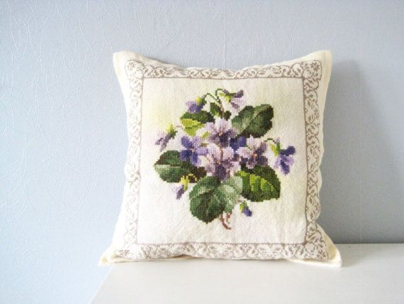 Pillow case embroidery pillowcase embroidered