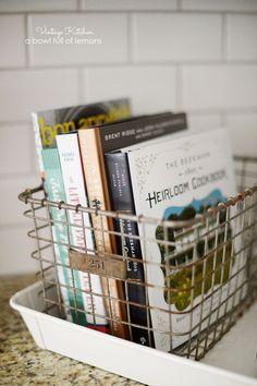 10 More Farmhouse Kitchen Storage & Organization Ideas #Affiliate
