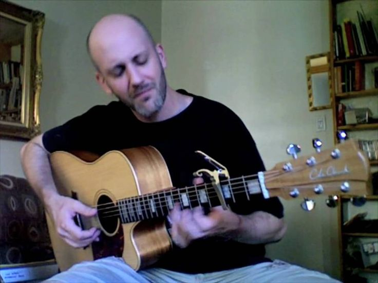 """Adam Rafferty - """"I'll Be There"""" - Jackson 5 - Solo Fingerstyle Acoustic ..."""