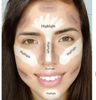 Oi amores! Quem não gosta de arrasar na maquiagem e sair poderosa nas fotos?? Muitas mulheres não gostam muito do rosto por ser redondo e acaba evitando tirar fotos. O truque que eu vou ensinar aqui é de como afinar o rosto usando apenas maquiagem. O