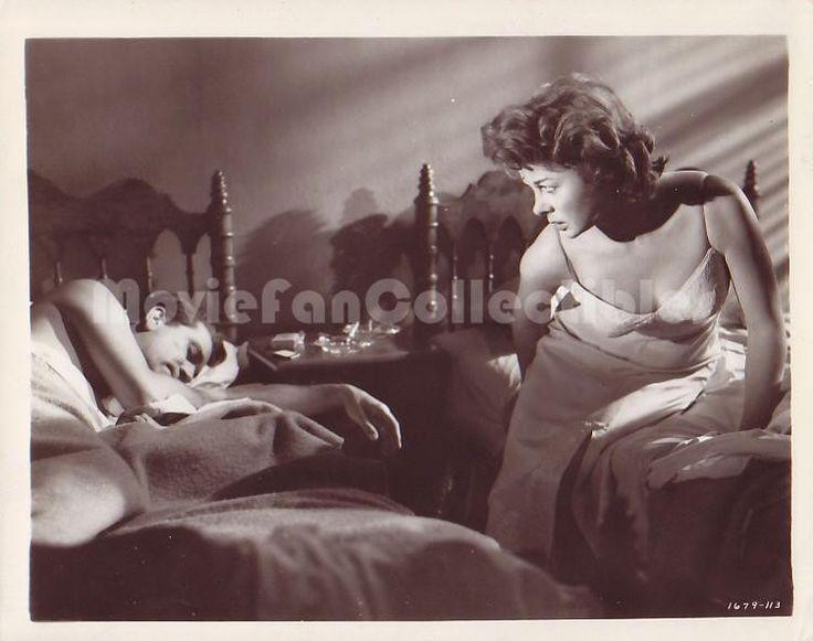 I'll Cry Tomorrow Original 1955 Photo Richard Conte, Susan Hayward