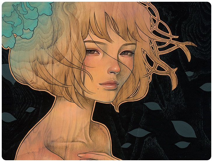Audrey Kawasaki - 'It Was You'