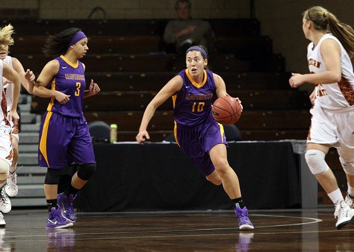 Northern State Defeats MSU Women in NSIC Tournament Women's Basketball |Box Score Mankato Times SIOUX FALLS, S.D.- The Minnesota State women's basketball team fell just short to Northern Stateon Mondayafternoon, in a semifinal contest by the score of 58-52. With the loss, the Mavericks overall record falls to 21-9. In a back and forth first…
