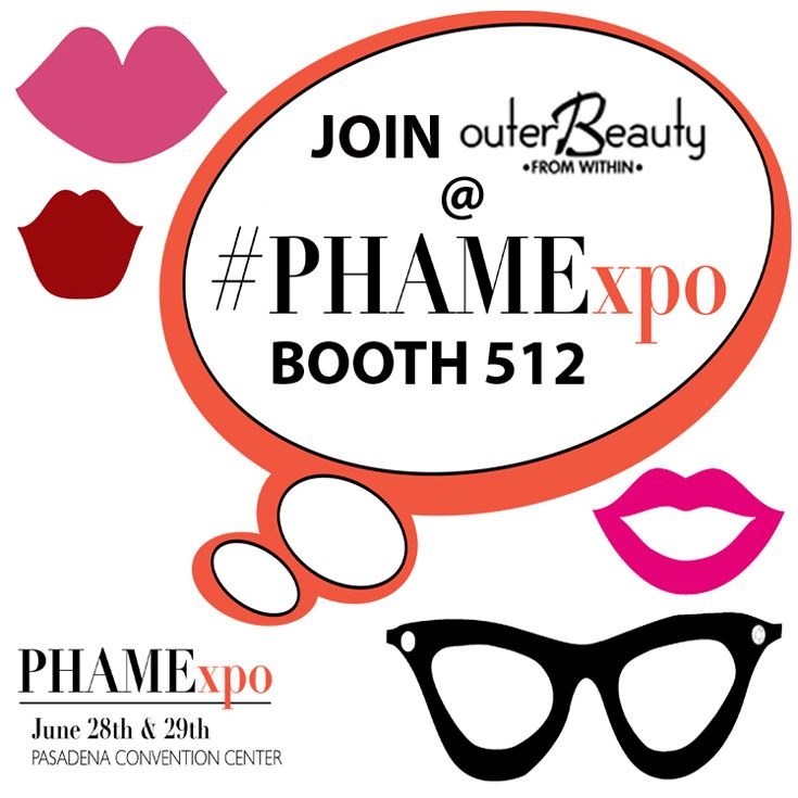 Who is going to #phamexpo this upcoming weekend? Come visit us at booth 512 for show specials. See you all there! #phamexpo2014 #bbloggers #beautybloggers #makeupchat #makeuptalk #makeupjunkie #makeup #beauty #blogger #makeupaddict #mua #promua #makeupartist #promakeupartist #losangeles #makeupshow #makeupbrushes #minklashes #fakeeyelashes #fakelashes #minkeyelashes #outerbeautycosmetics #outerbeautyinc