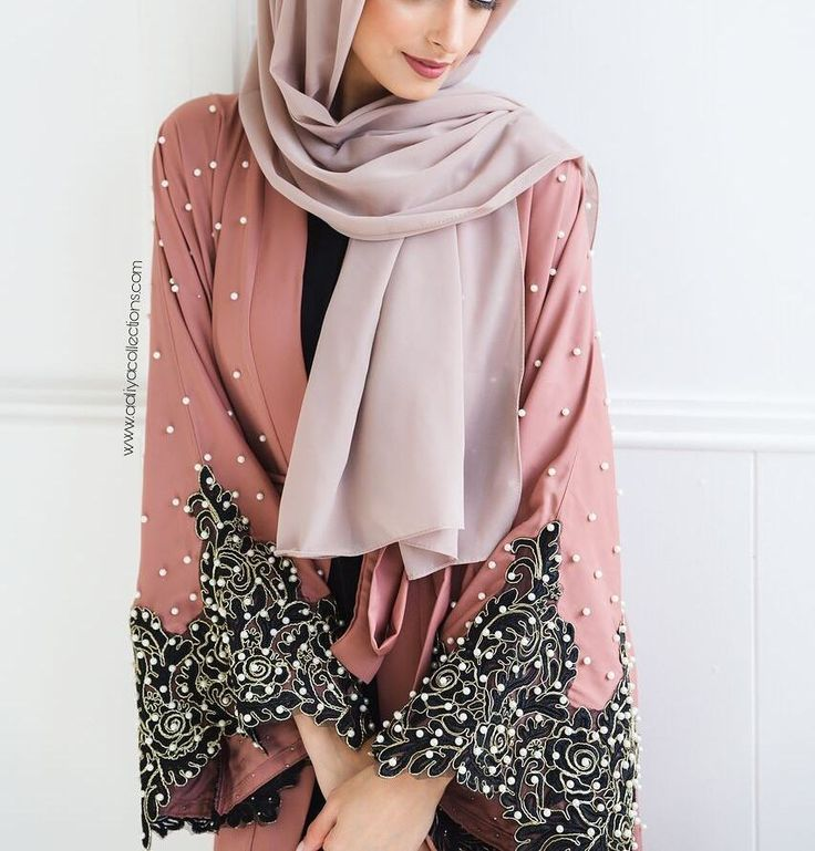 Stunning Abaya#modestfashion