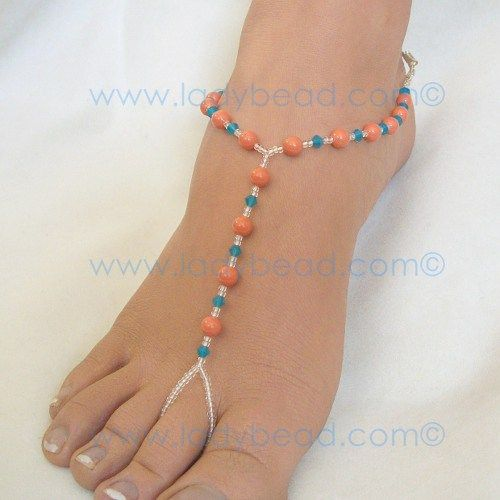 38 best Foot jewelry images on Pinterest Feet jewelry Barefoot