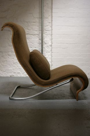 The Modern Warehouse   Furniture   Lounge Chair By Jorn Utzon