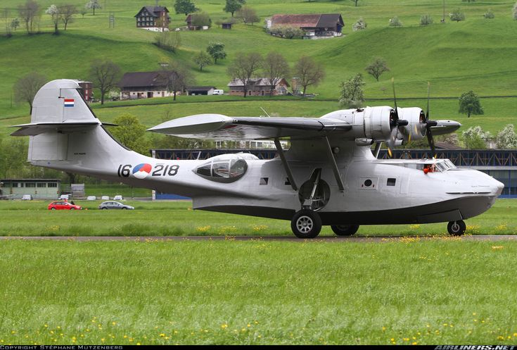 Consolidated PBY-5A Catalina (28) aircraft picture