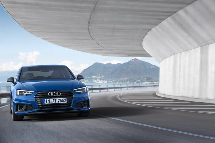 2019 Audi A4 Serves Up Minor Design Refresh Competition Package American Luxury Audi A4 Audi Small Luxury Cars
