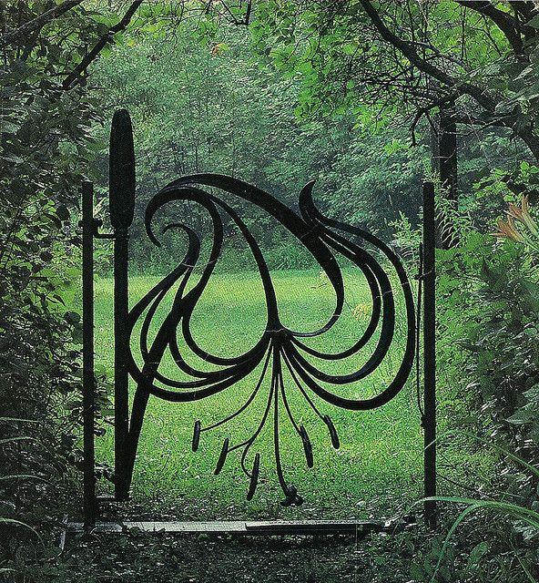 1358 best Fences Gates Walls images on Pinterest Windows