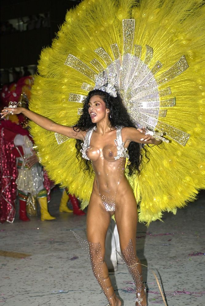Brazil nude carnival — img 15