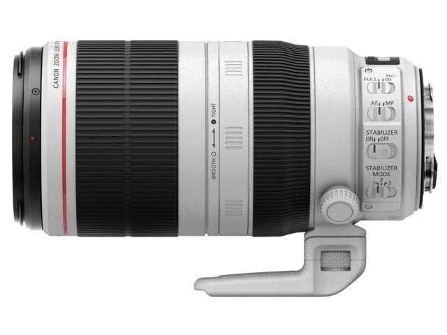 Canon EF 100-400 f4.5-5.6 L USM II on julkistettu