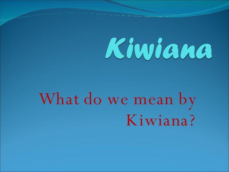 kiwiana - Google Search