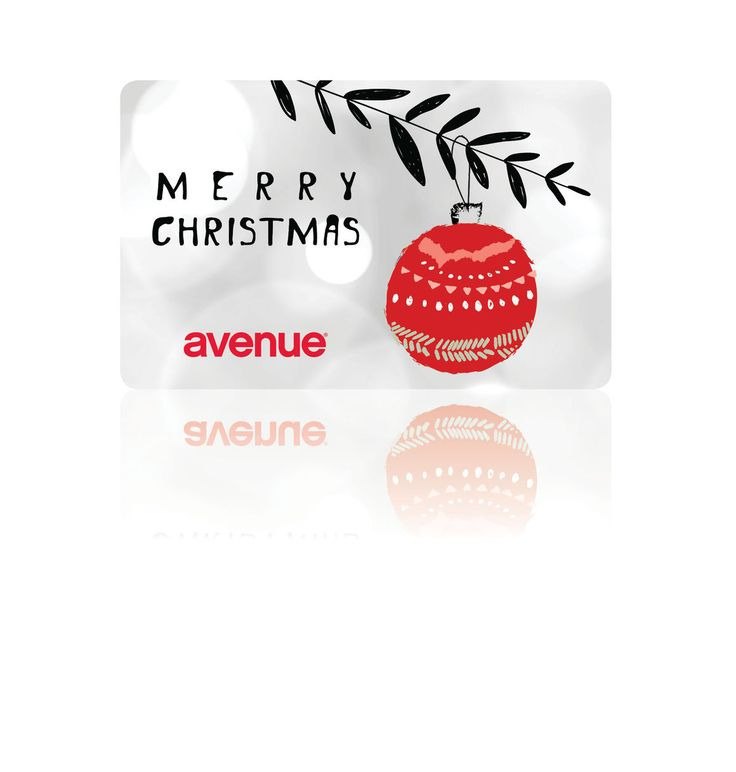 Electronic Gift Card Avenue Store