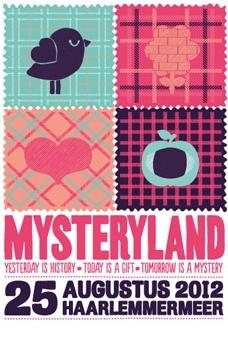 mysteryland 2012 @ haarlemmermeer - amsterdam nederland - © www.cyberfactory.dj
